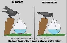 modern crow