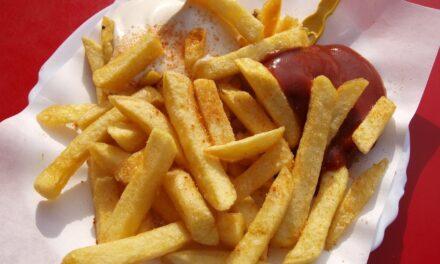Tandoori French Fries