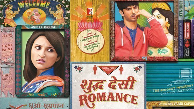 The effects of Shuddh Desi Romance?