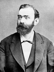 Alfred B Nobel
