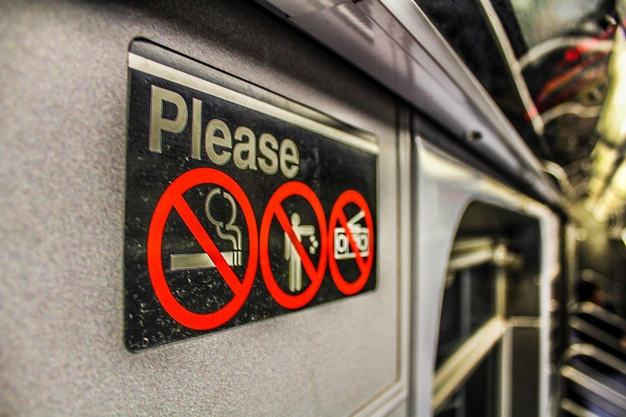 No Smoking, People!