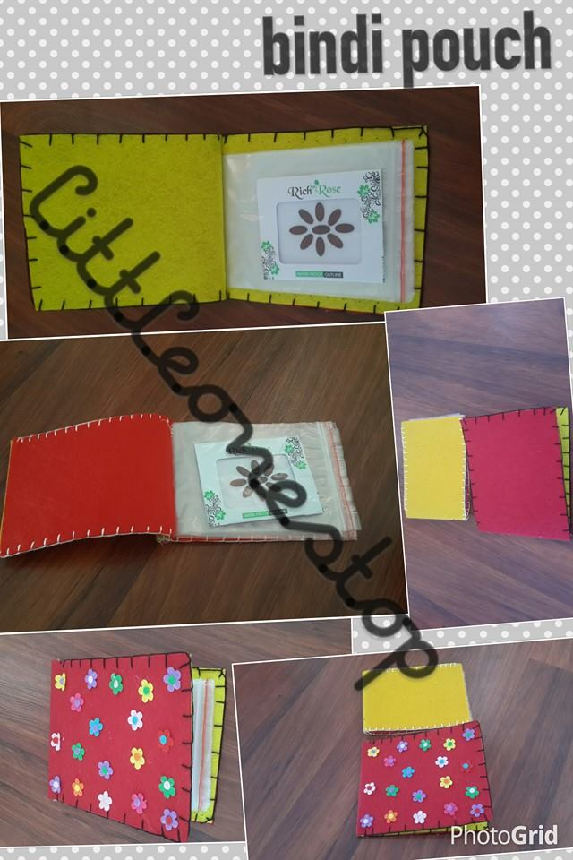 littleonestop bindi pouch