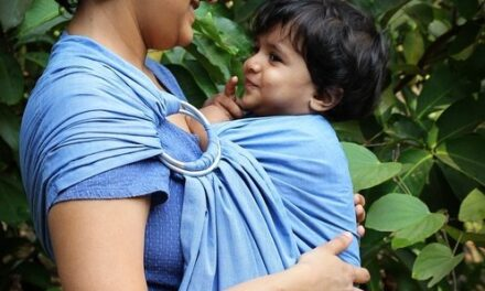 Babywearing- Here's finally something that both you and your child will love!