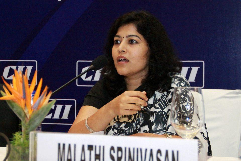 Malathi Srinivasan