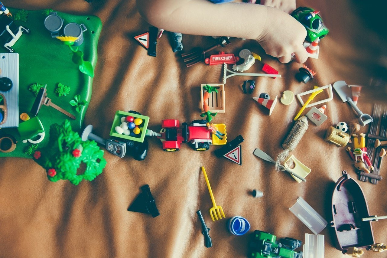 Why you should buy fewer toys for your kids!