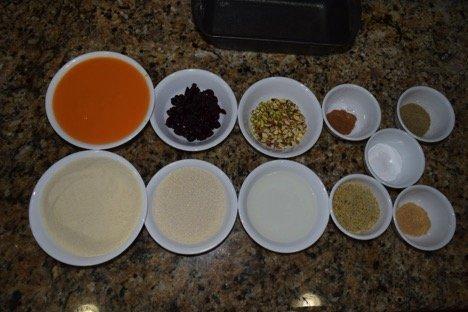 The Ingredient Mix