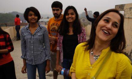 Raising Leaders All Along The Way: Meet Kiran Bir Sethi