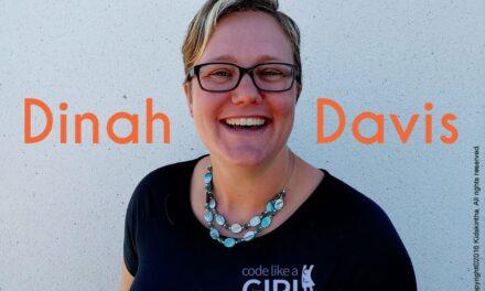 Dinah Davis: Nailing it for Women in STEM