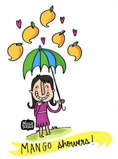 Mango Showers Alicia Souza