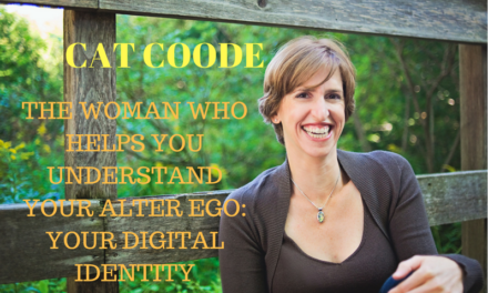 Cat Coode: The Woman Who Helps You Understand Your Digital Identities