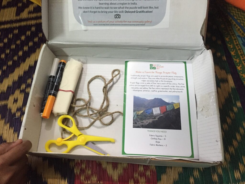 The Treasure Box Kit