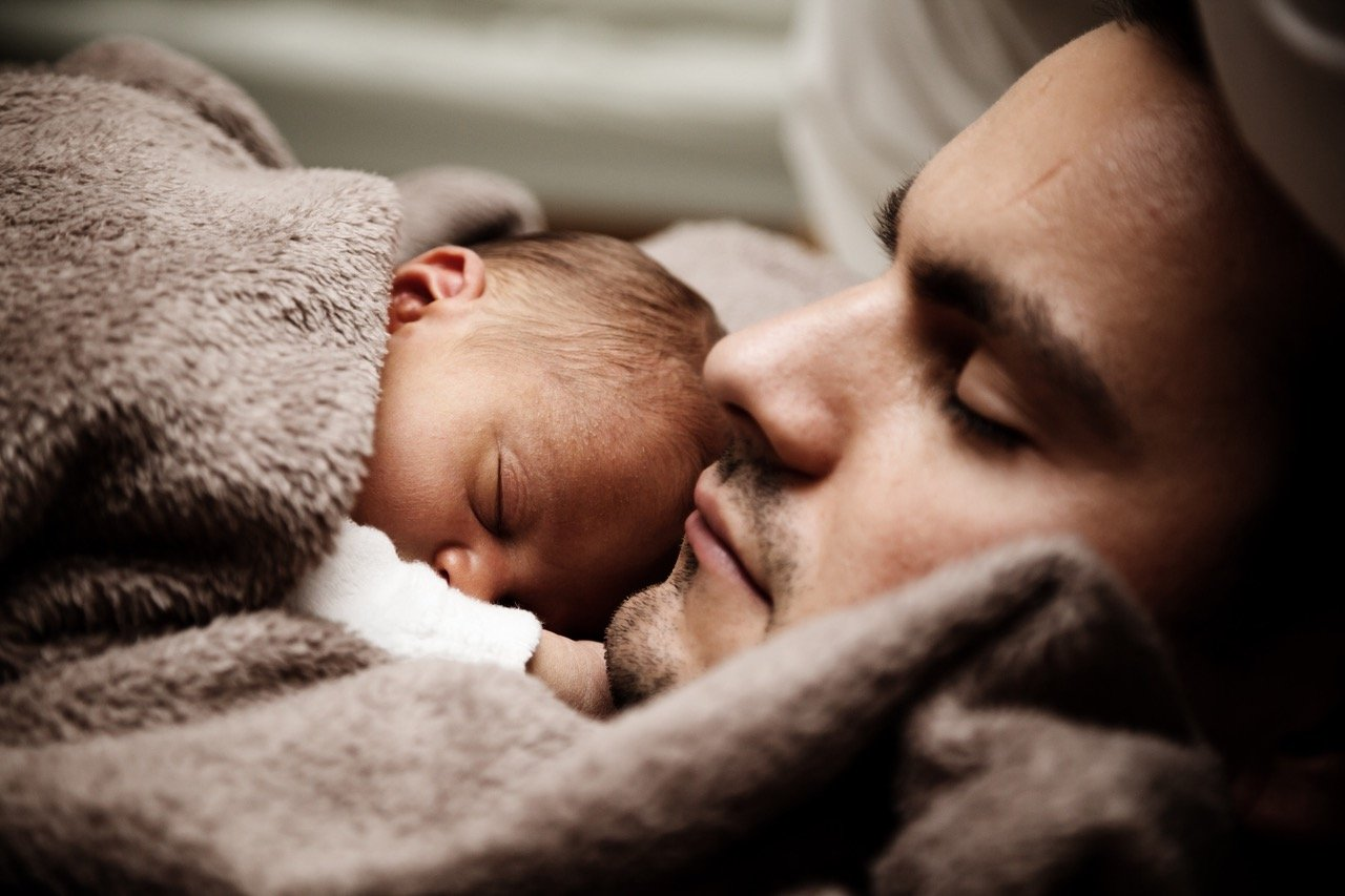 Being Dad: How Easy Is It To Be An Equal Parent?