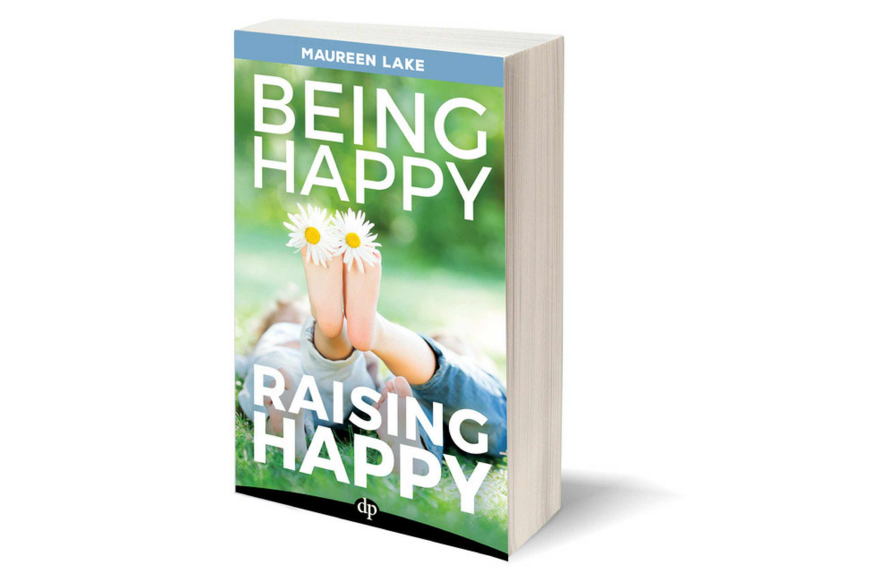 Maureen Lake Author of Book Being Happy Raising Happy - struggles of being a special needs parent - Kidskintha