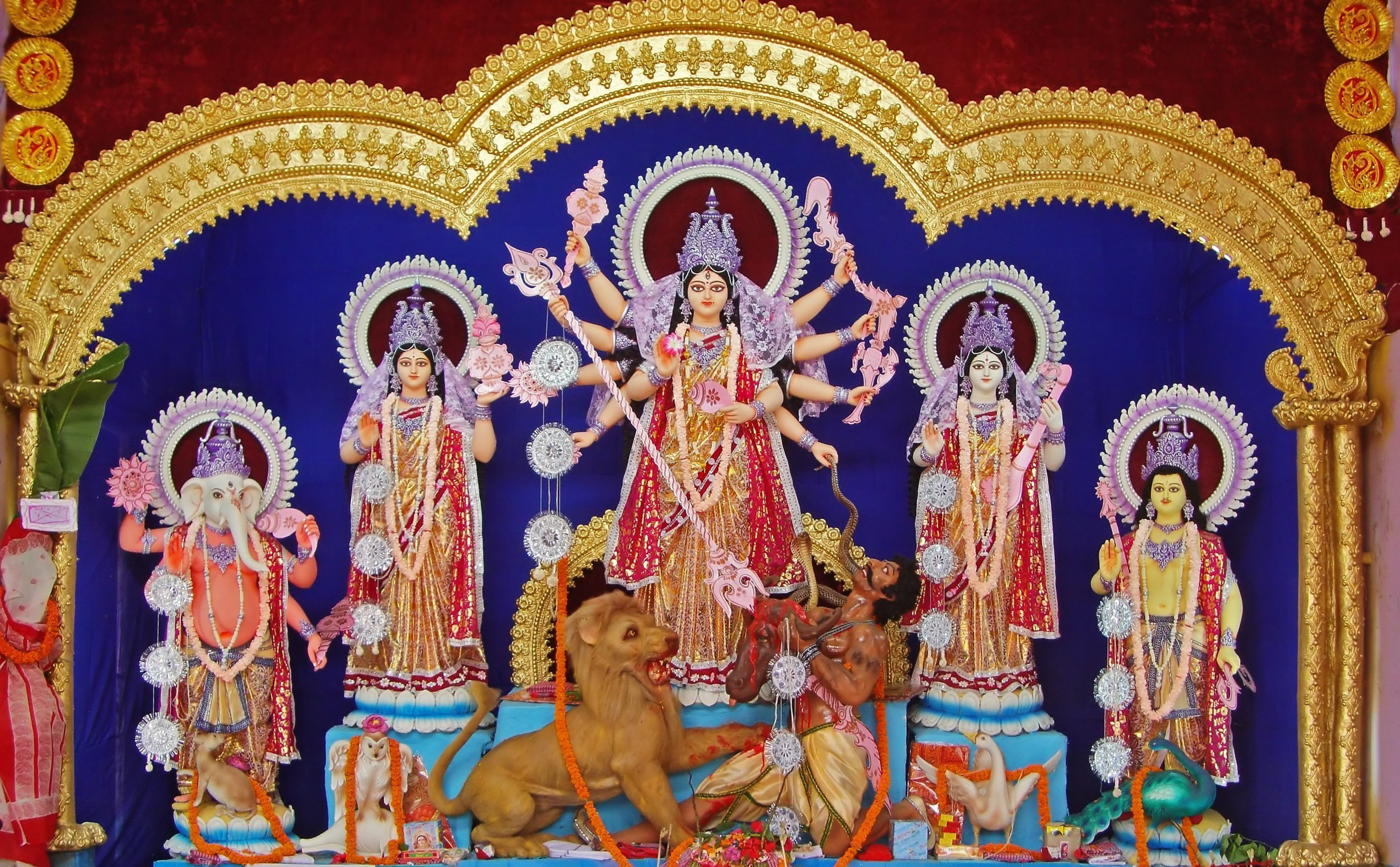 Durga Puja 2017 | Bonding time with family in festivals | Ways to spend time with your kids | Kidskintha