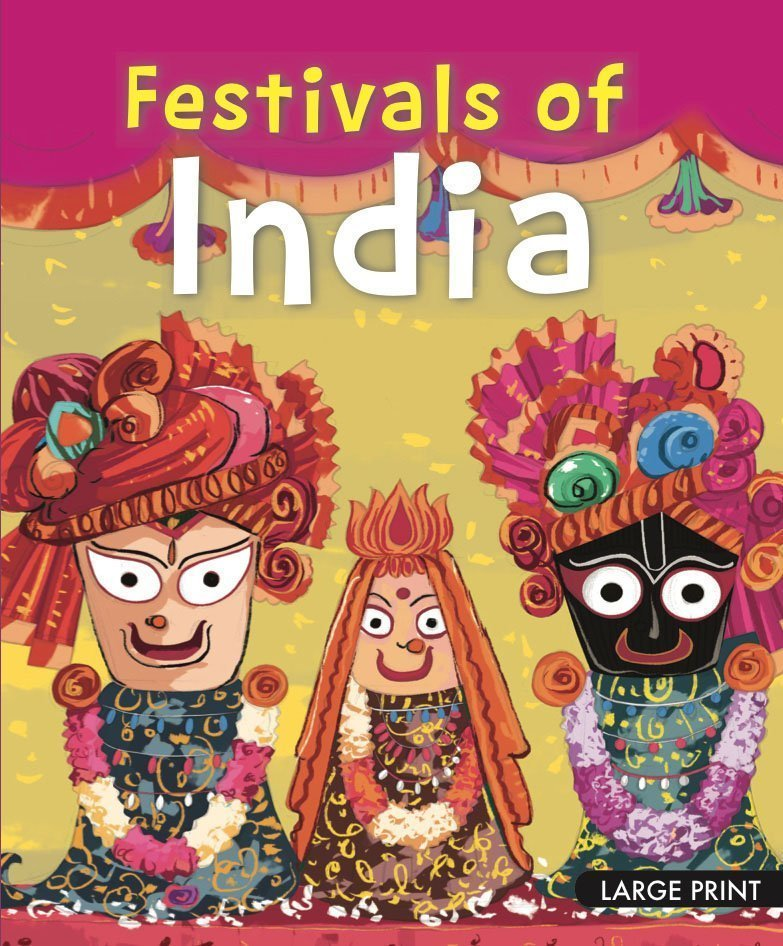 Festivals of India by Om Books International | Why do we Celebrate Dussehra Vacation | Kidskintha