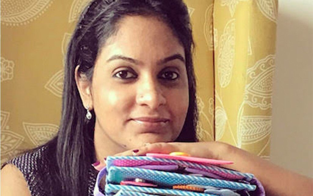 Priya Ravishankar : Leading A Not-So-Quiet Revolution For A Quiet Book For Toddlers