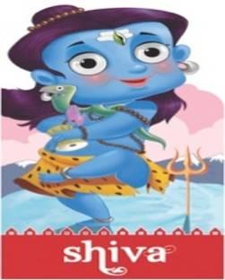 Shiva by Om Books International | Why do we Celebrate Dussehra Vacation | Kidskintha