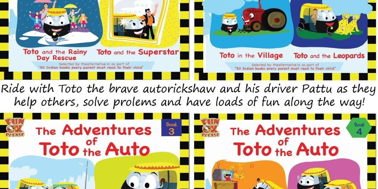 Book Review: The Adventures of TOTO the AUTO