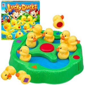 "The ""Lucky Ducks""game"