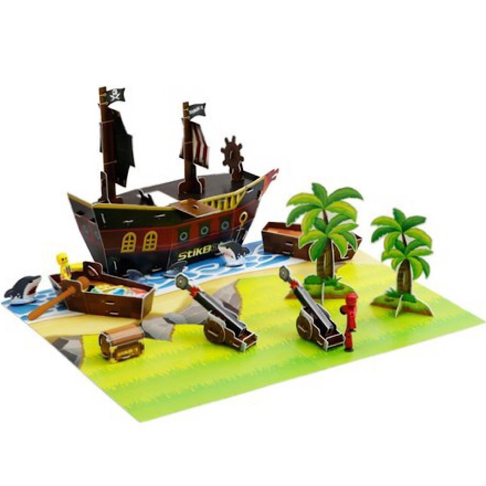 Stikbot Movie Sets by Zing