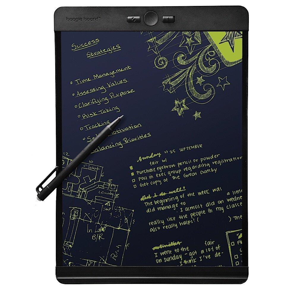 Blackboard writing