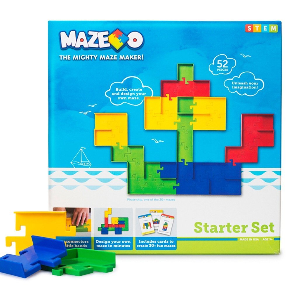 Maze-O Box
