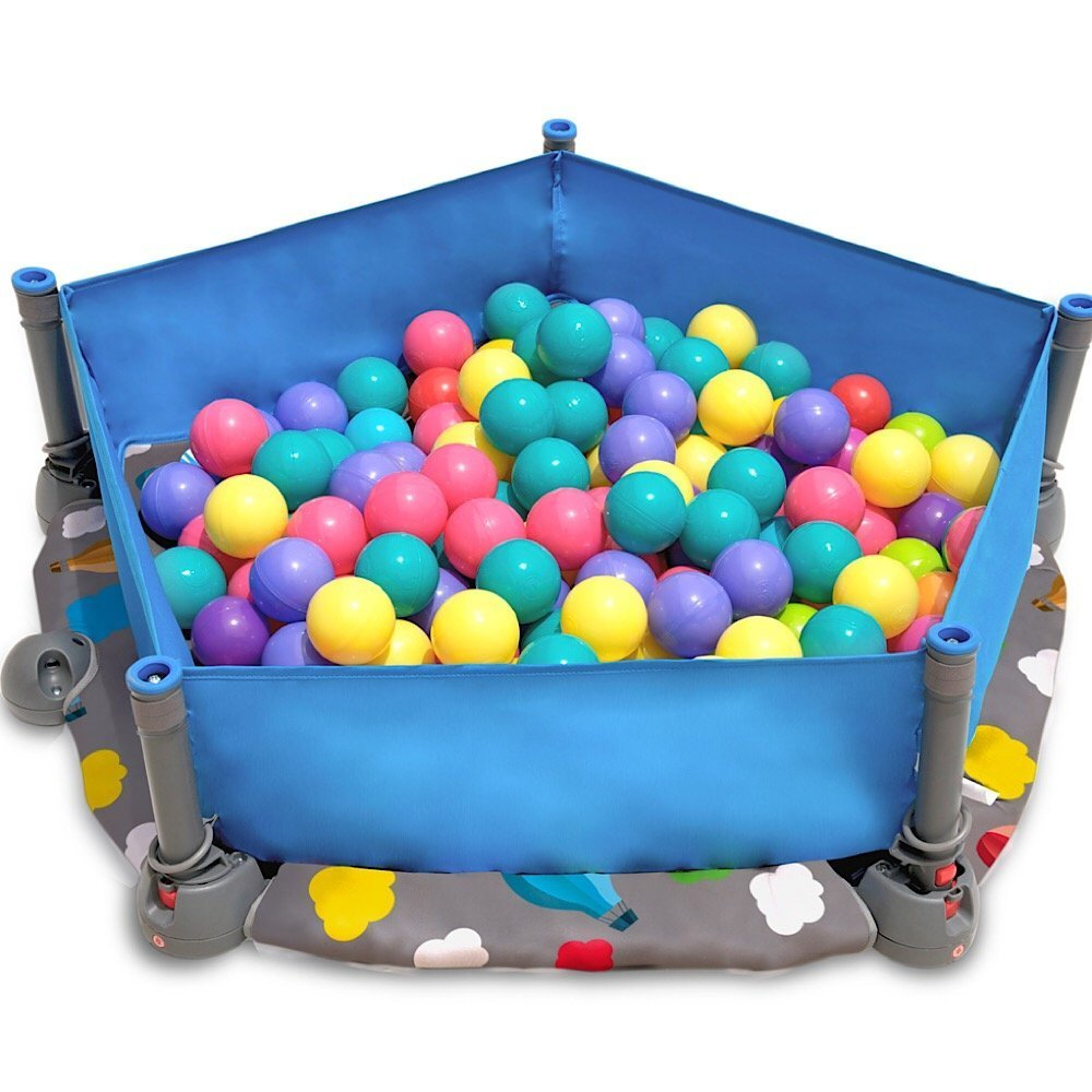 The Ball-pit portion
