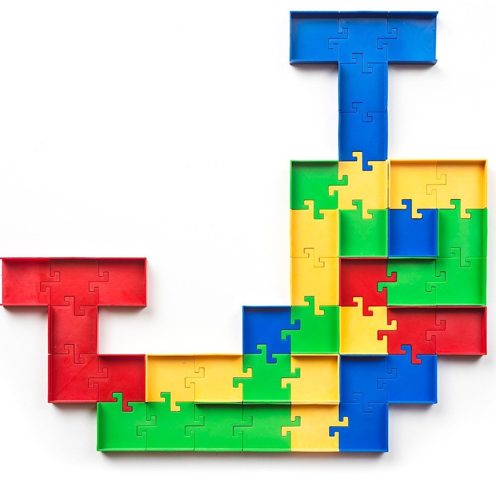 Maze-O Shapes