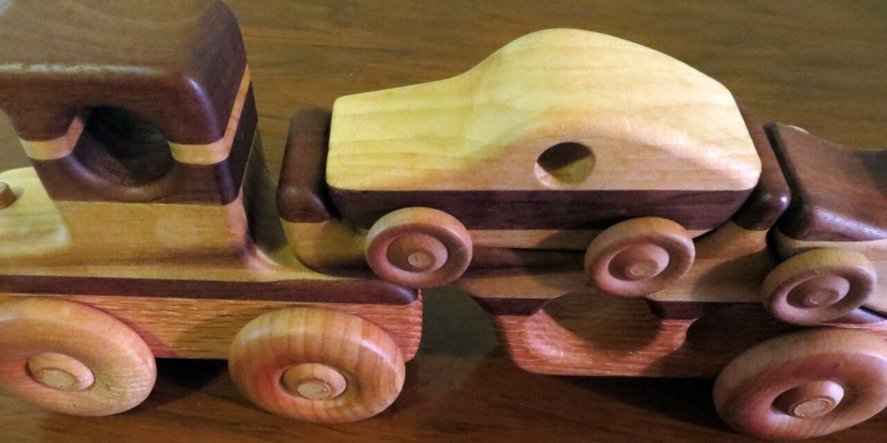 Is the comeback of wooden toys welcome?