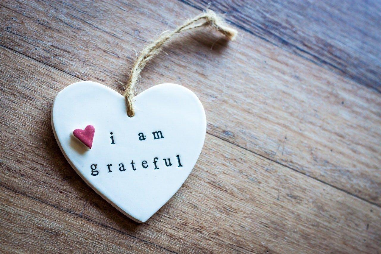 Gratitude practise