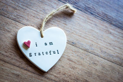 How gratitude changed the way I parented my little girl