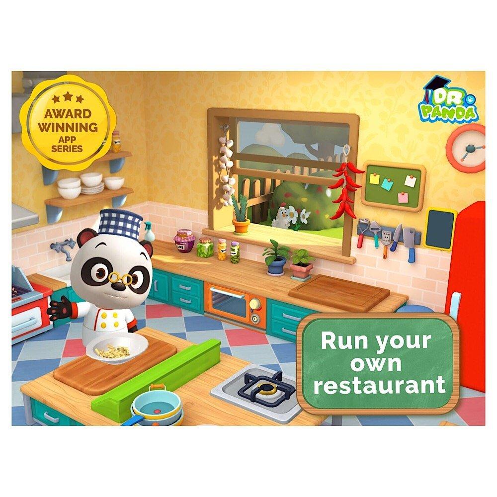 Dr Panda, Game, App