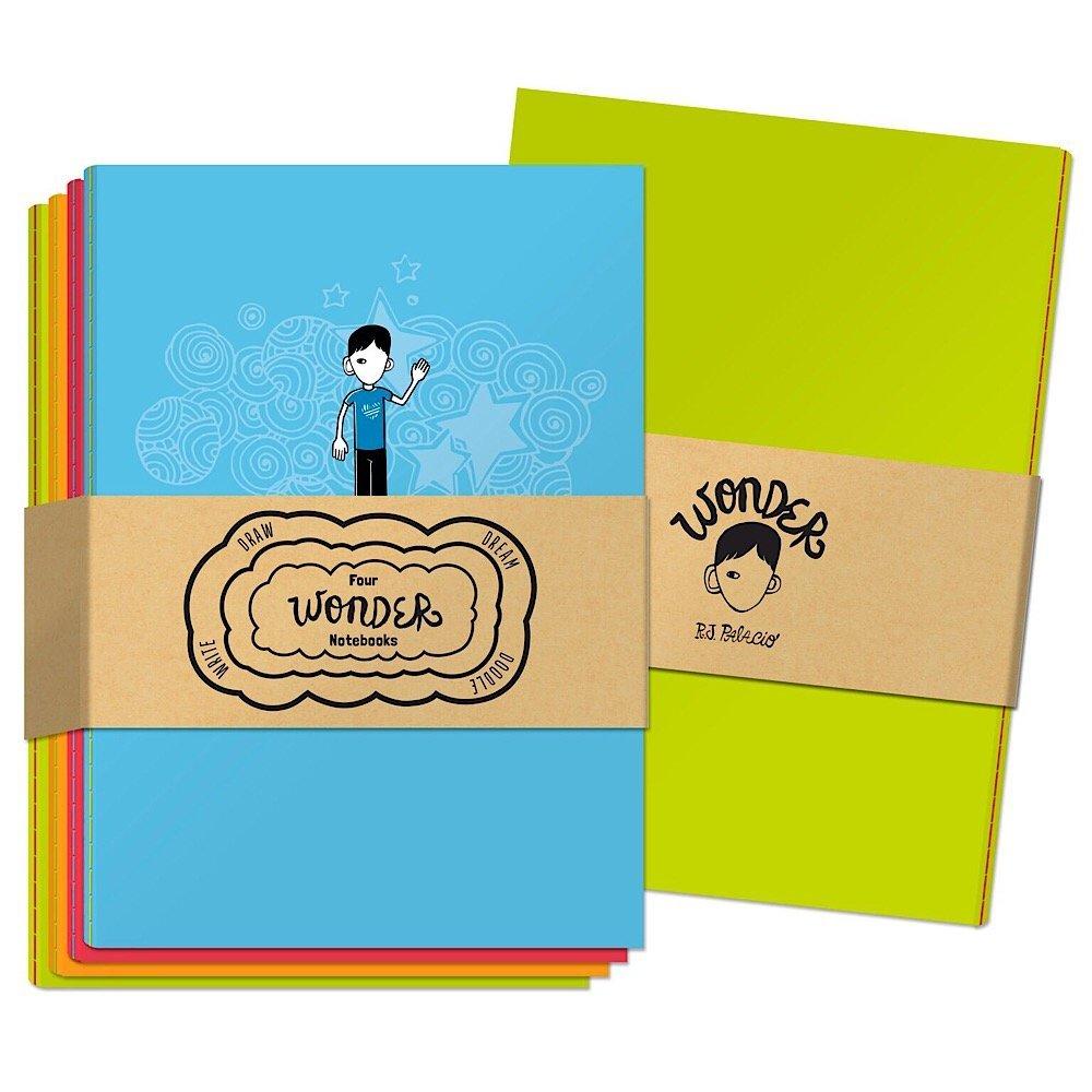 """""""Wonder"""" Notebooks"""