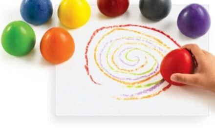 Review: Washable Fingerpaint Kit, Paintbrush Pens, and Palm-Grasp Crayons by Crayola