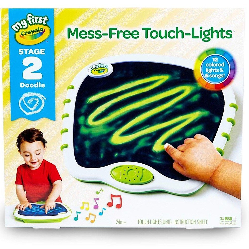 Crayola, Mess Free Tocuh Lights, Toys & Games