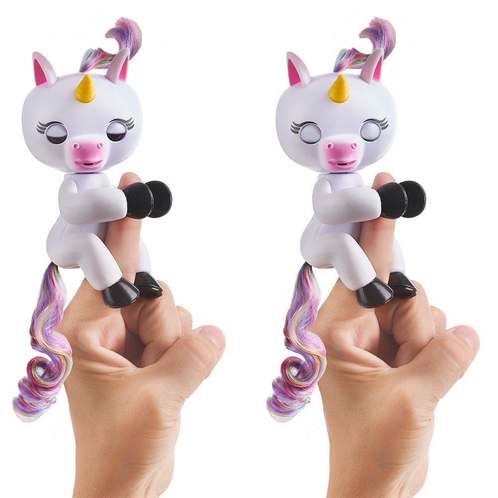 Unicorn : Fingerlings by WowWee series