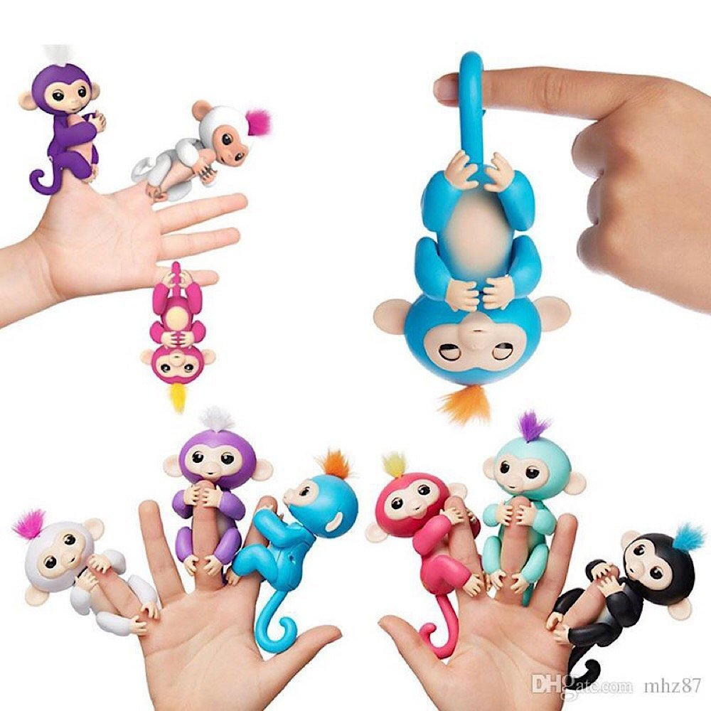 Hanging Fingerlings : Fingerlings by WowWee
