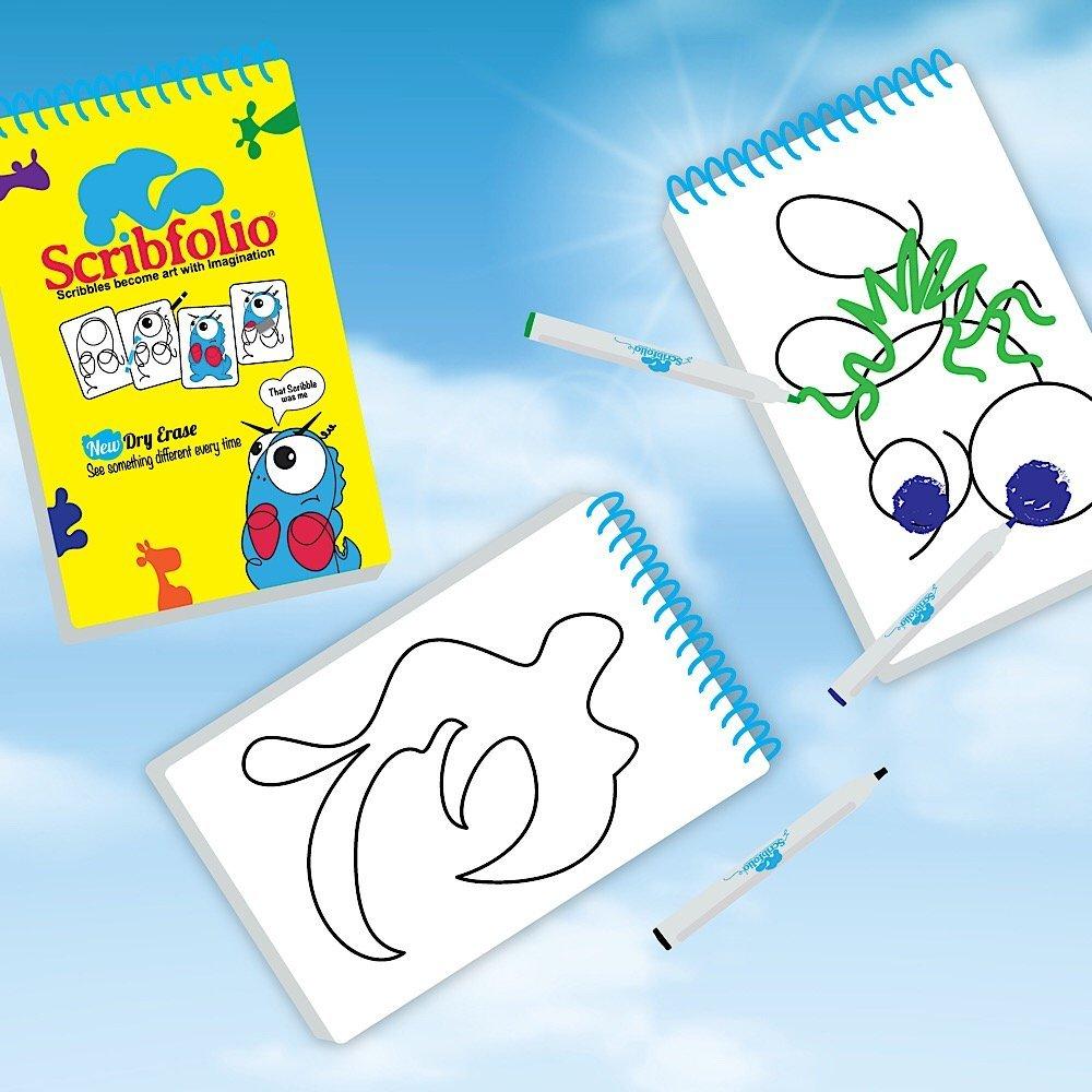 Scribfolio, Toys, Art