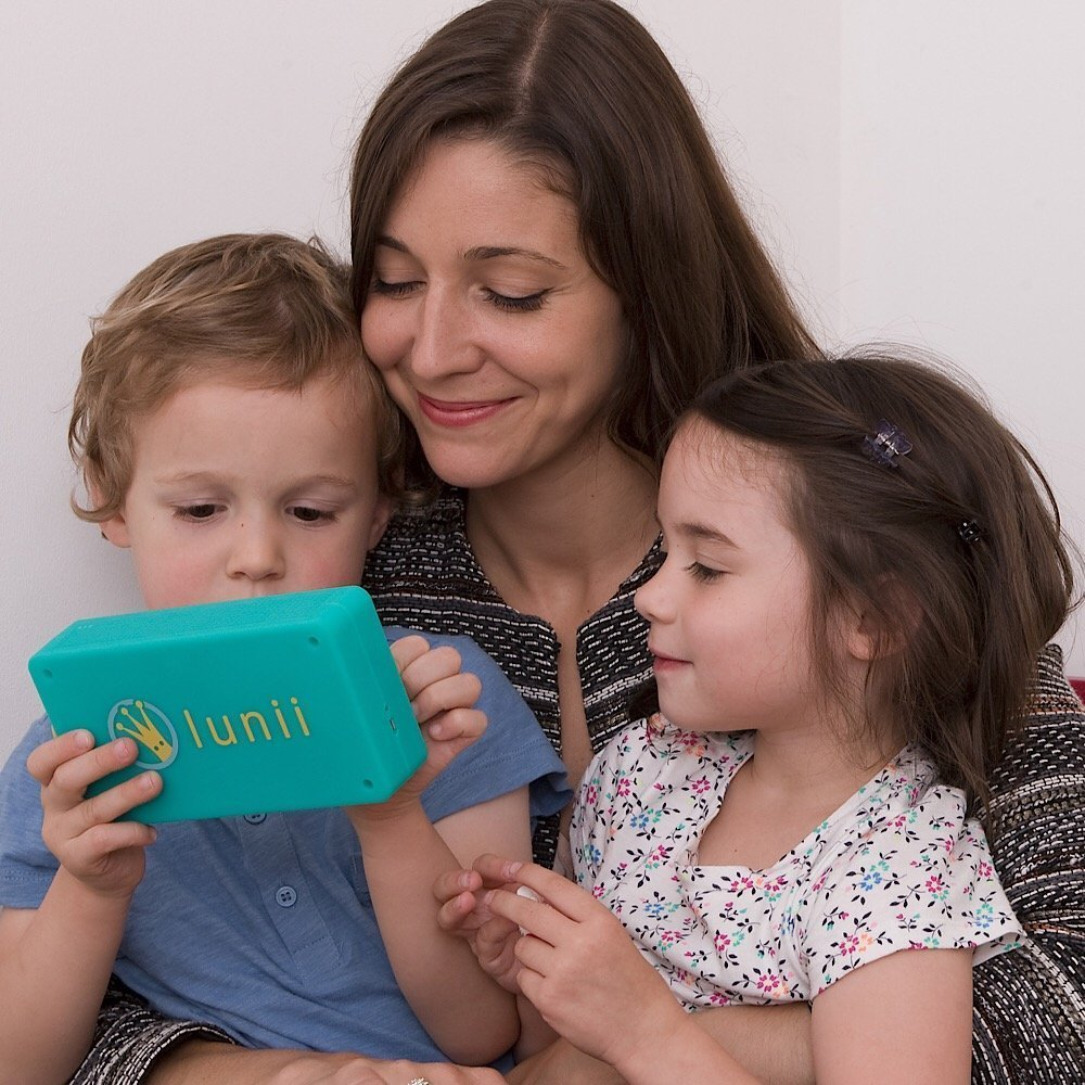 Lunii Storytime: Interview with Maëlle Chassard, CEO of Lunii