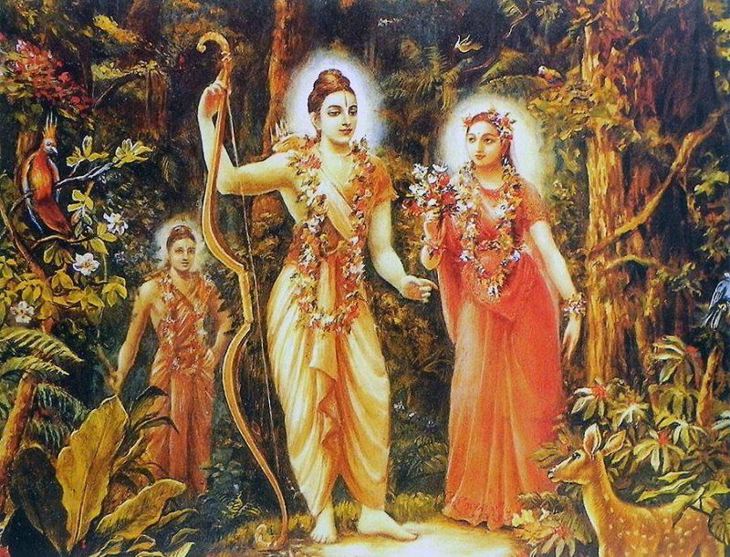 Why do we celebrate Sri Ramanavami the way we do?