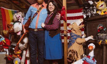 "Andy Furgeson, aka ""Red Yarn,"" releases ""Red Yarn's Old Barn"""