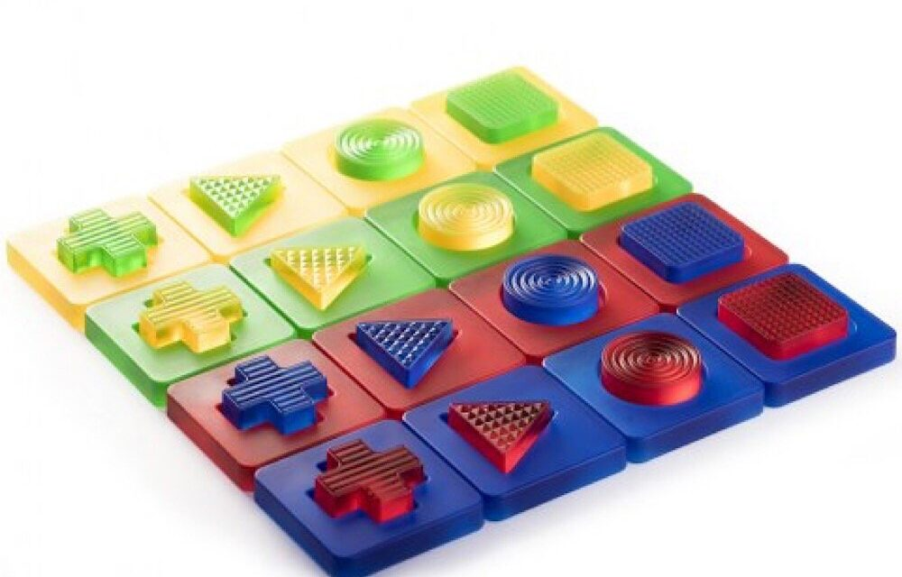 Review: Discovery Shapes by Guidecraft