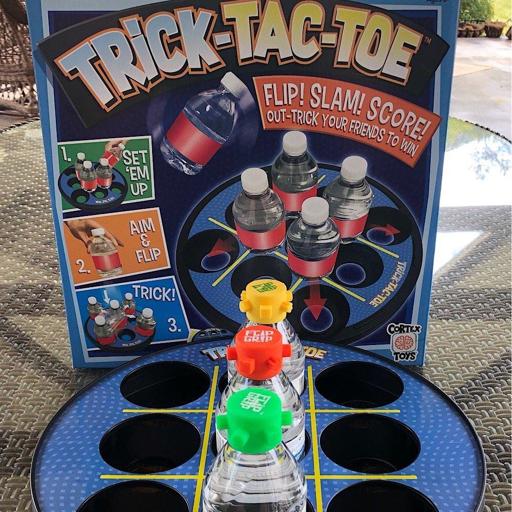 Trick-Tac-Toe