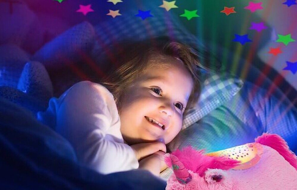 """Review: Pillow Pets """"Sleeptime Lites"""""""