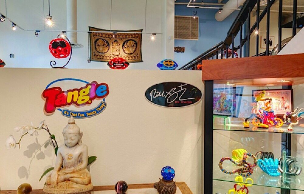 Tangle Creations: Lights, Puzzles, and an Interview with CEO Richard Zawitz