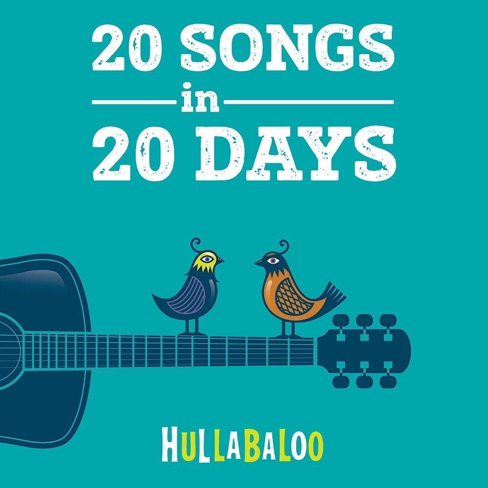 "Hullabaloo: Musician Steve Denyes creates ""20 Songs in 20 Days"""