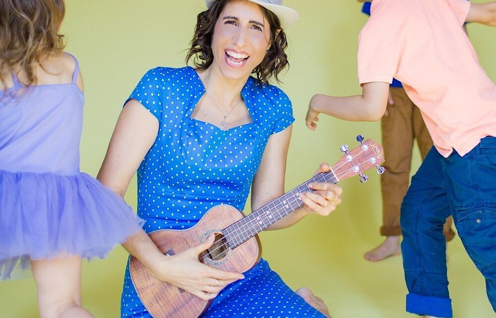 """Vered Releases New Album """"Songs for Sisters and Brothers"""""""