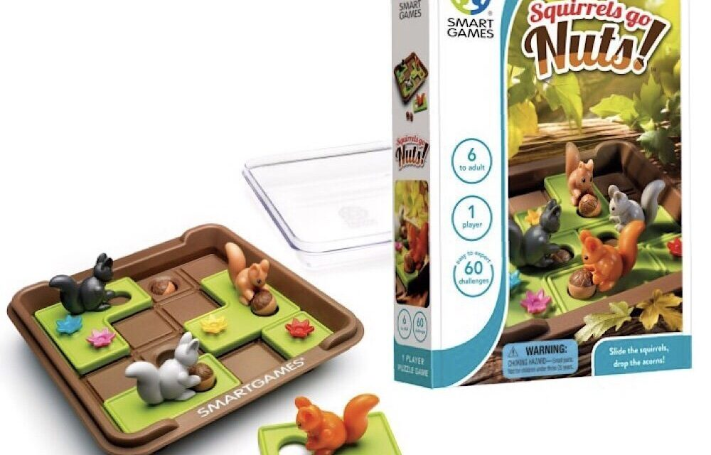 SmartGames releases New Line in time for Summer 2018