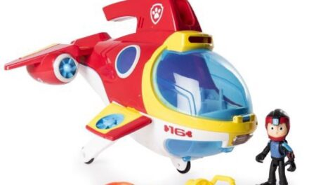 """PAW Patrol – Sub Patroller: Review of an Exciting New Toy from the """"PAW Patrol"""" Series"""