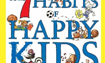 Book Review: The 7 Habits of Happy Kids